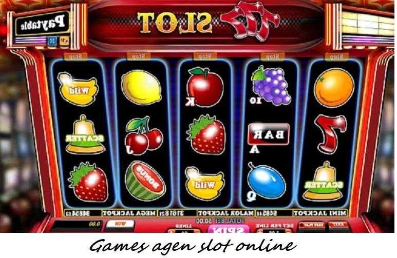 Games agen slot online