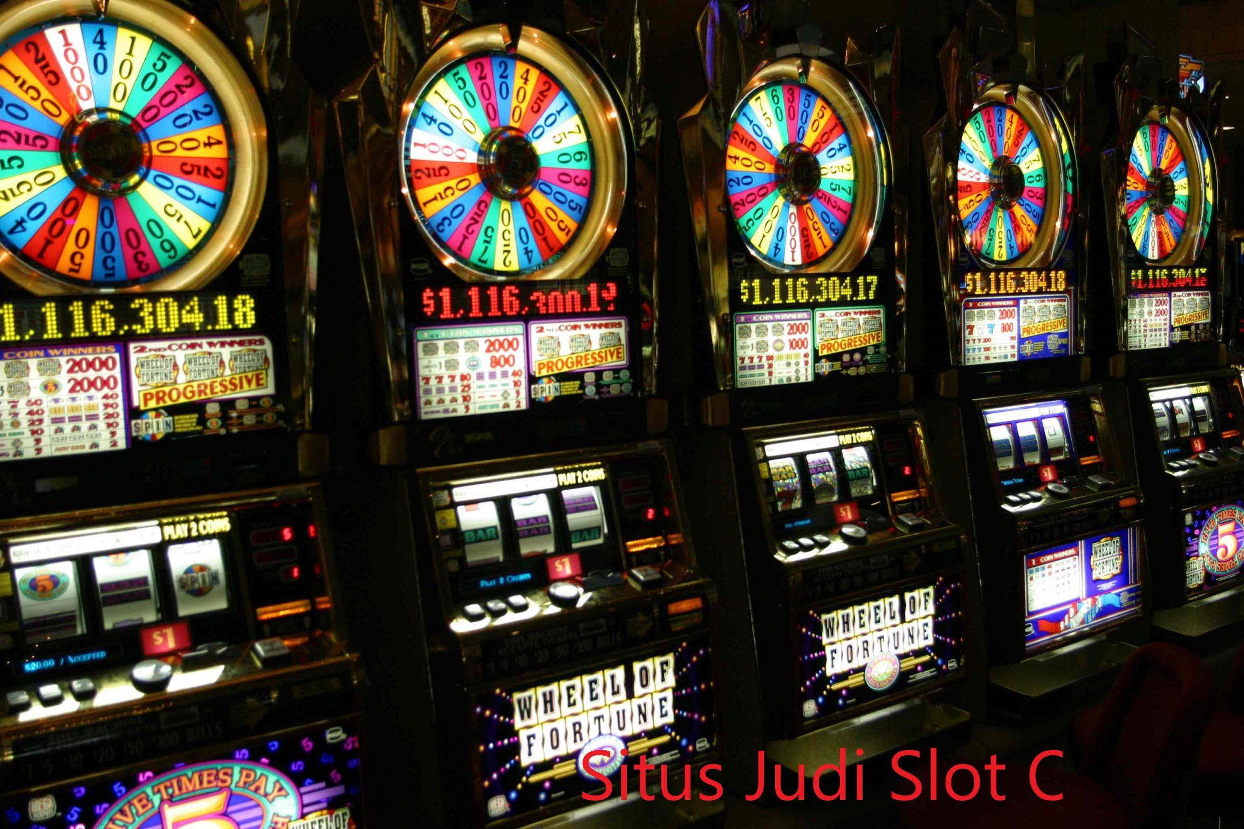 Website Bandar Judi Slot Terpopuler Dan Terkini